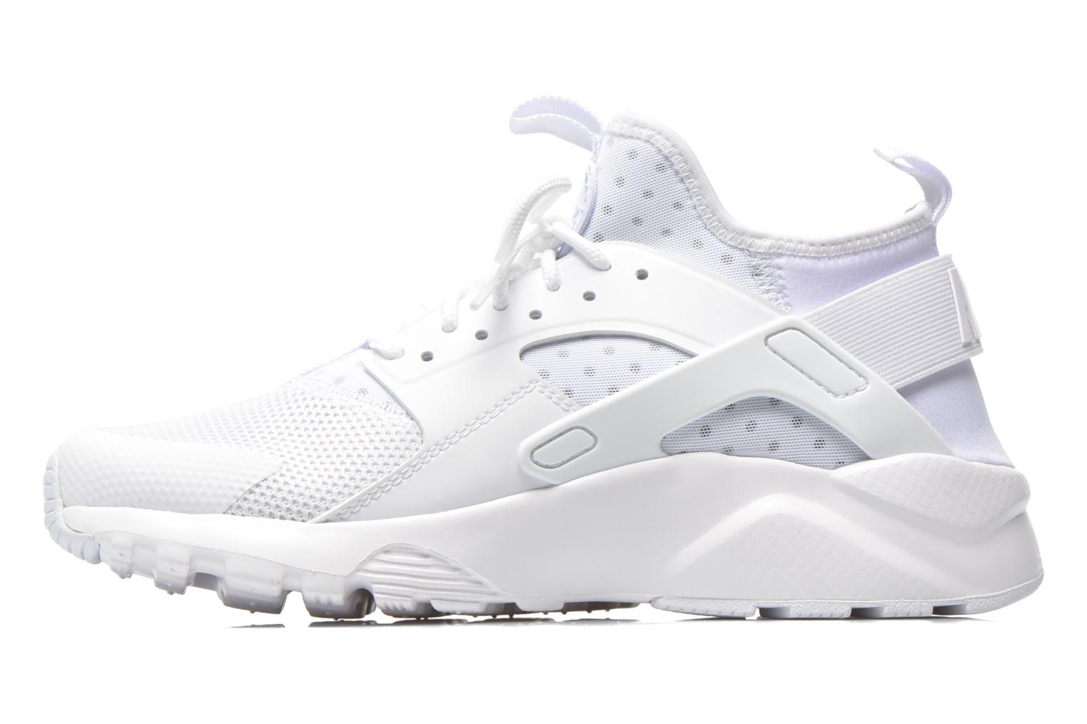 Baskets Nike Nike Air Huarache Run Ultra Blanc vue face