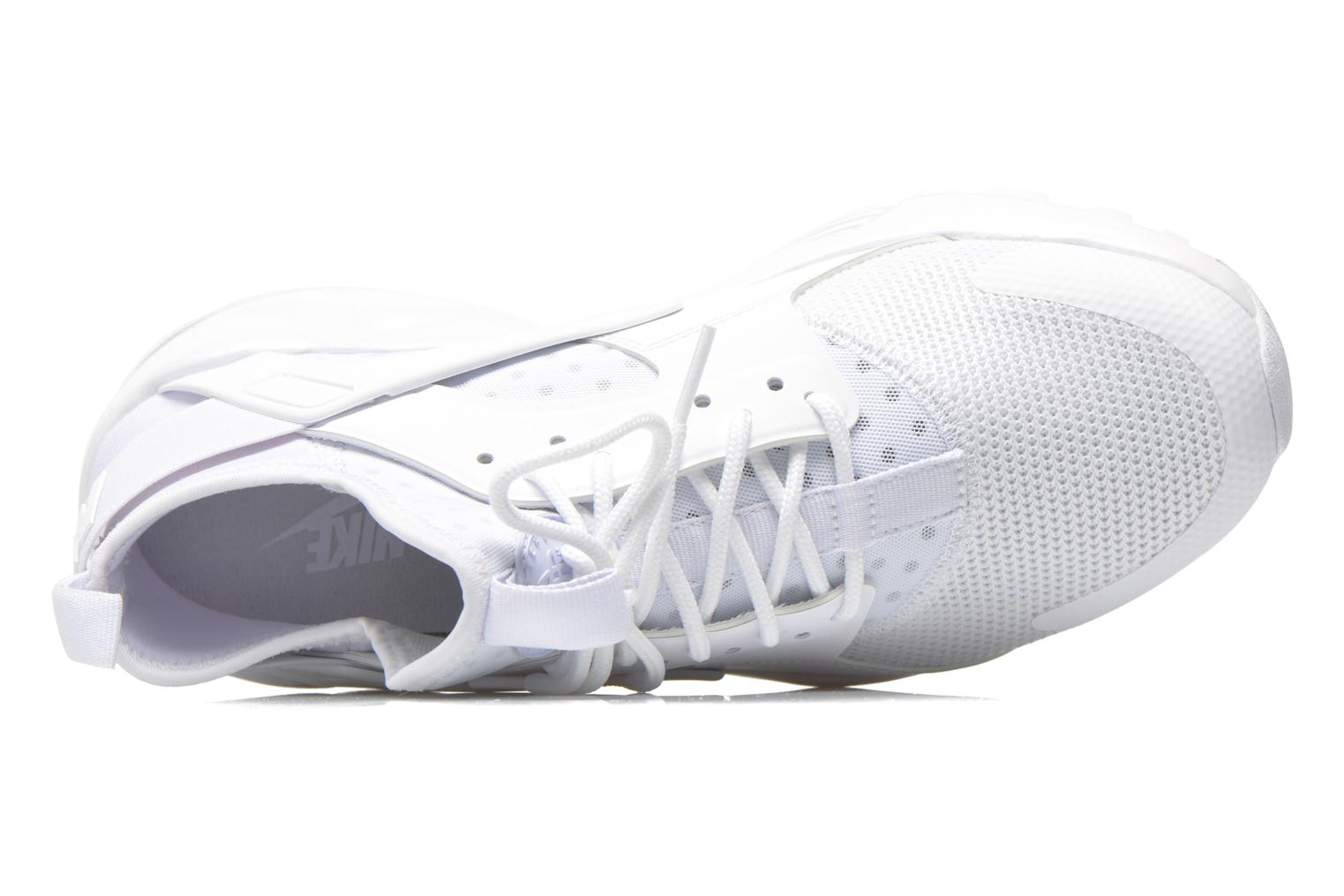 Baskets Nike Nike Air Huarache Run Ultra Blanc vue gauche