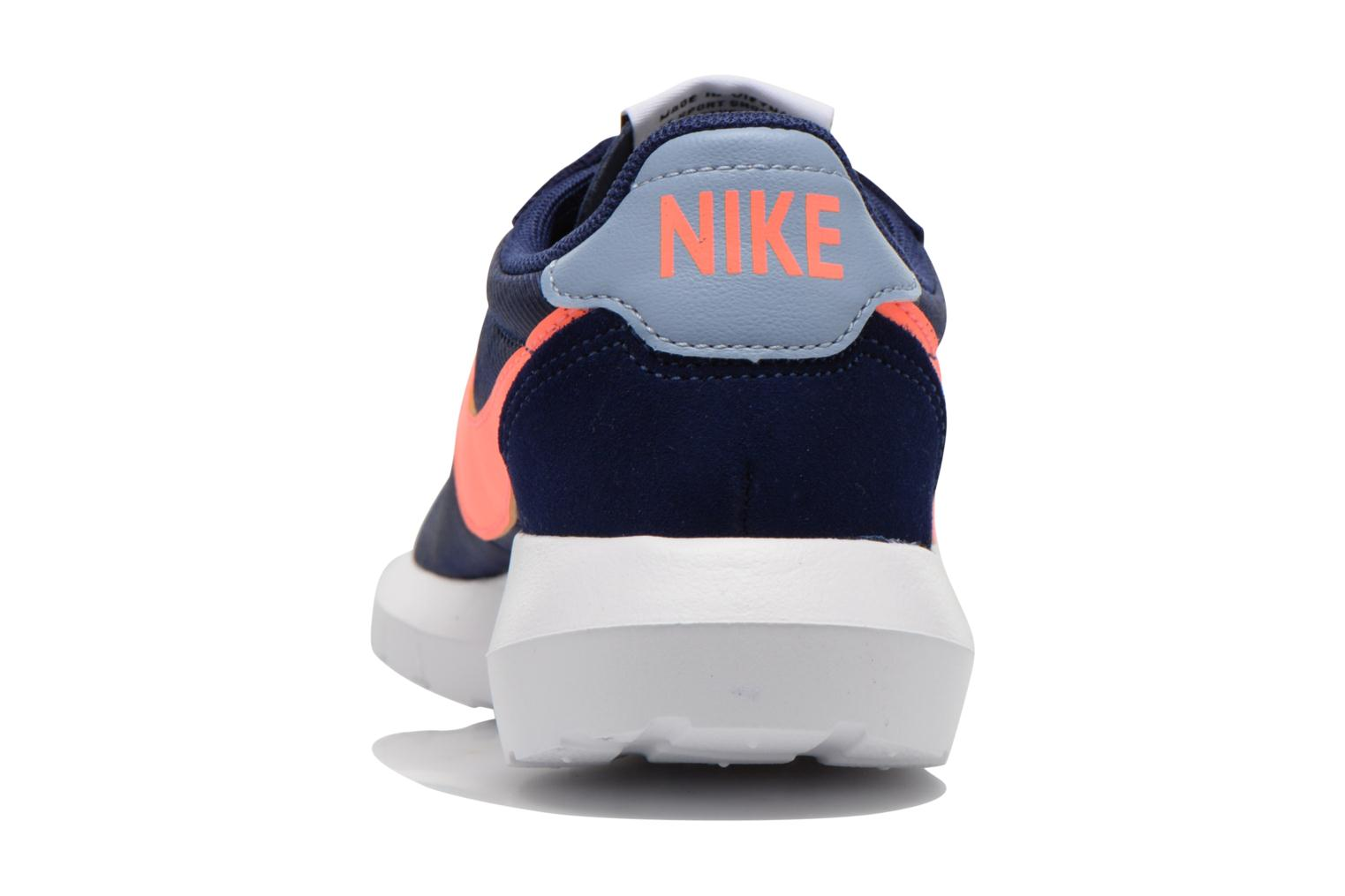 Trainers Nike W Roshe Ld-1000 Blue view from the right