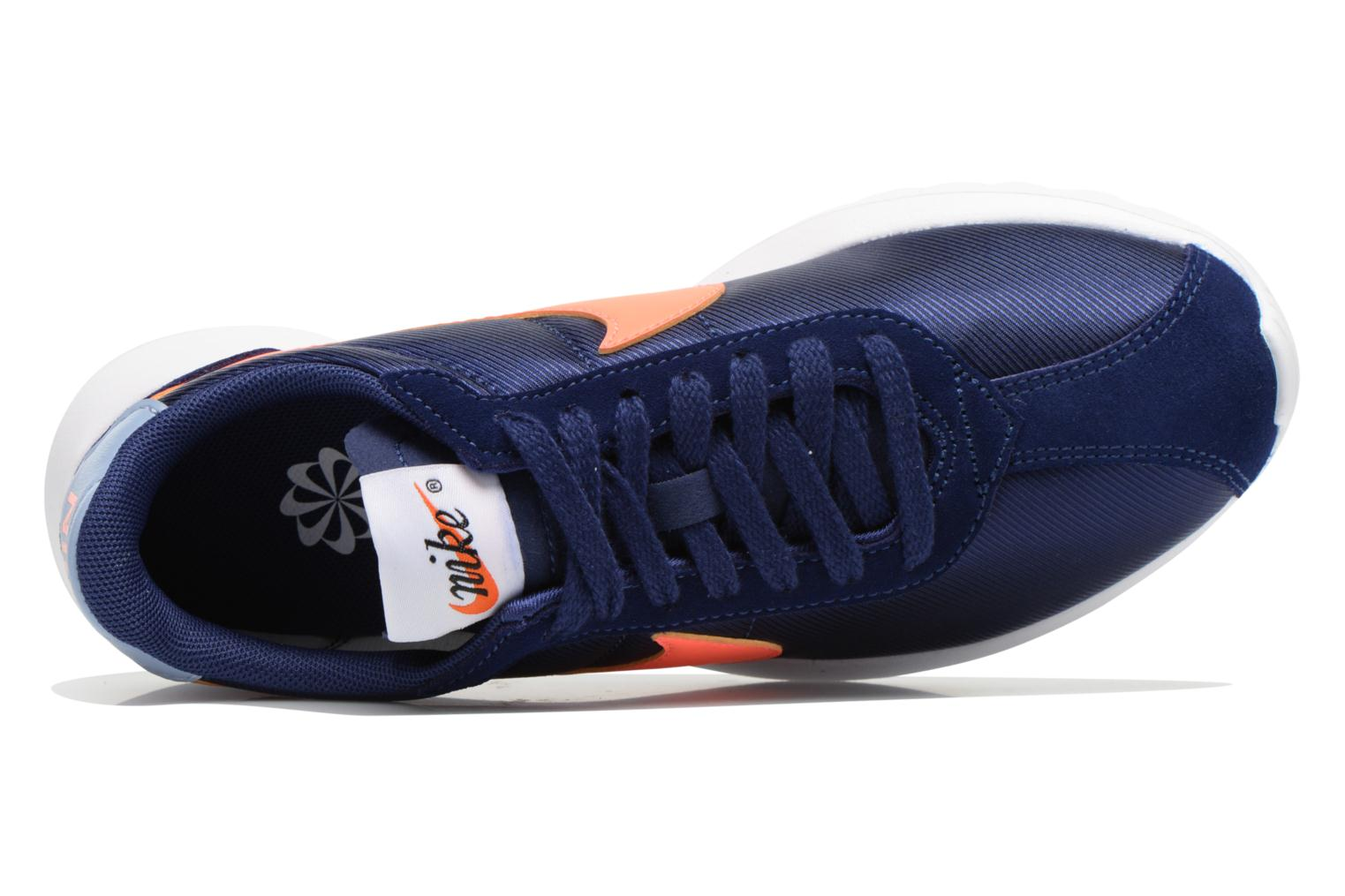 Trainers Nike W Roshe Ld-1000 Blue view from the left