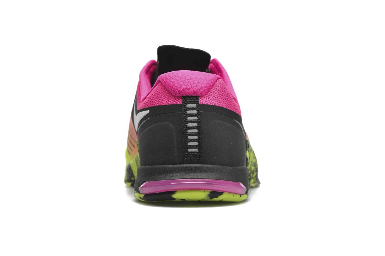 Sportschuhe Nike Nike Metcon 2 gelb ansicht von rechts