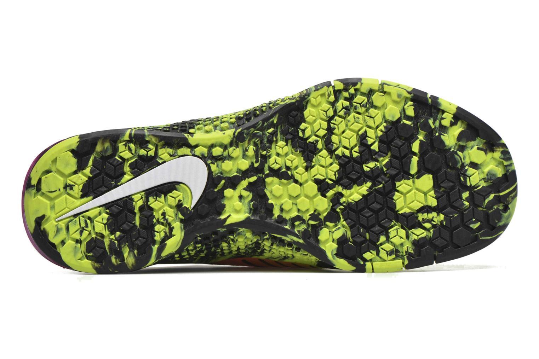 Sportschuhe Nike Nike Metcon 2 gelb ansicht von oben