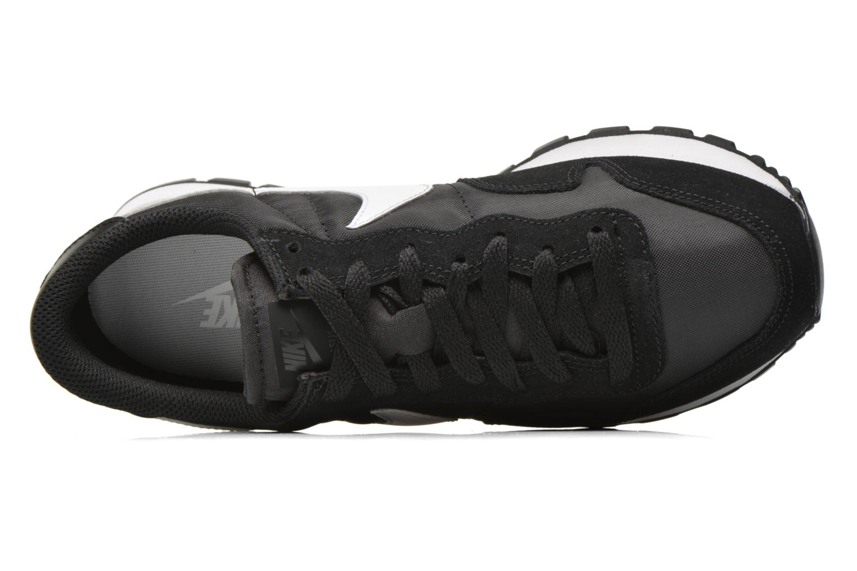 Sneaker Nike Nike Air Pegasus 83 schwarz ansicht von links