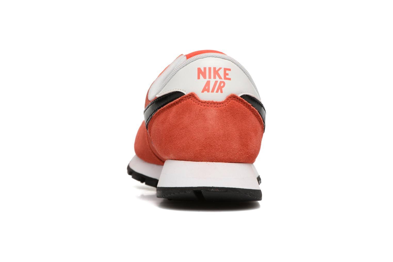Baskets Nike Nike Air Pegasus 83 Orange vue droite