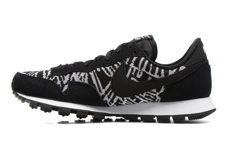 Sneaker Nike W Nike Air Pegasus '83 Jcrd schwarz ansicht von vorne