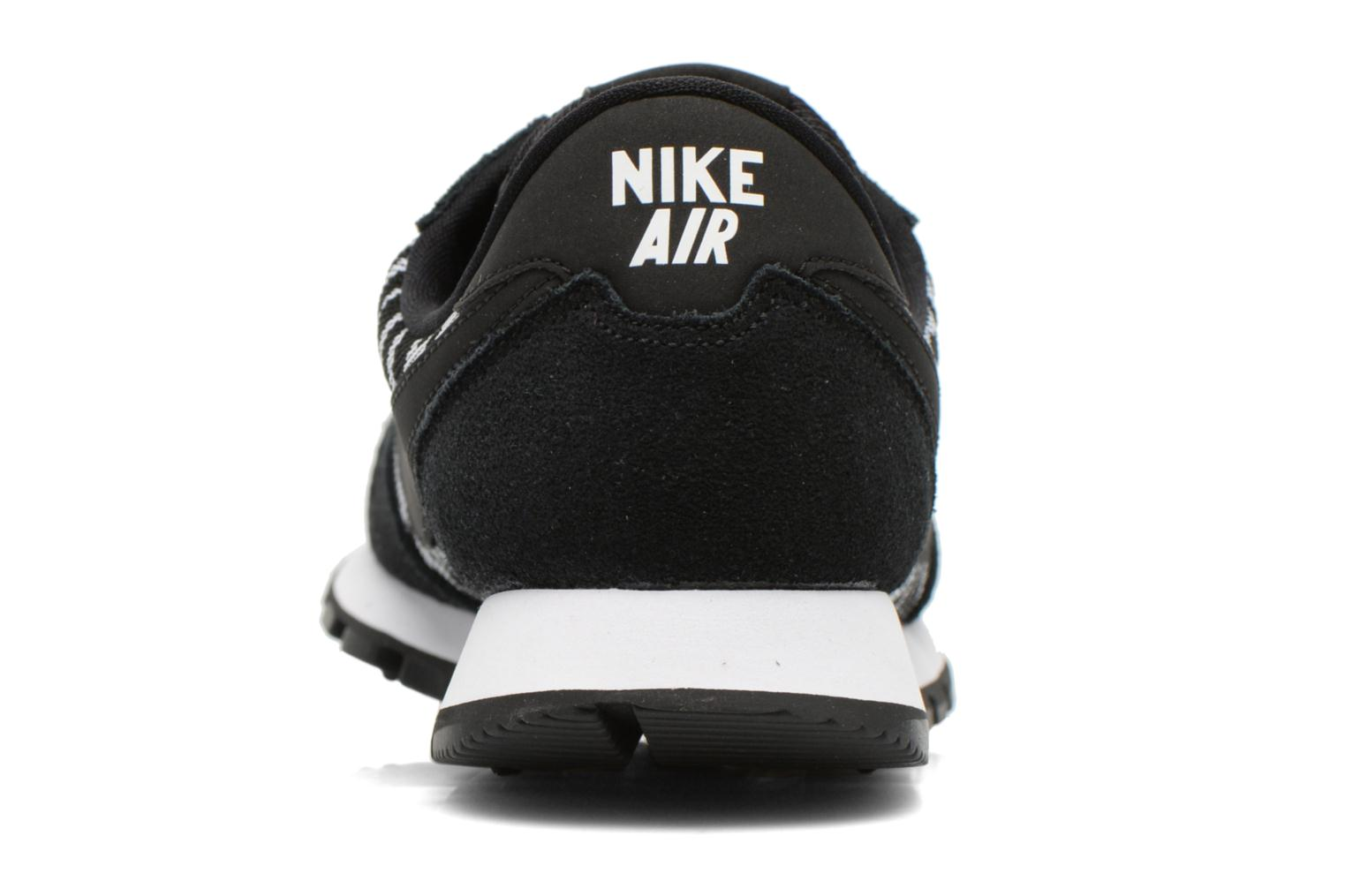 Trainers Nike W Nike Air Pegasus '83 Jcrd Black view from the right