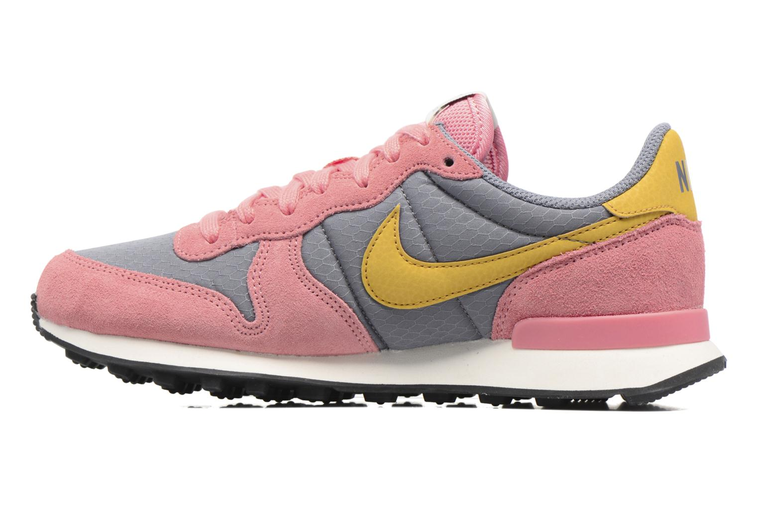 Trainers Nike Wmns Internationalist Pink front view
