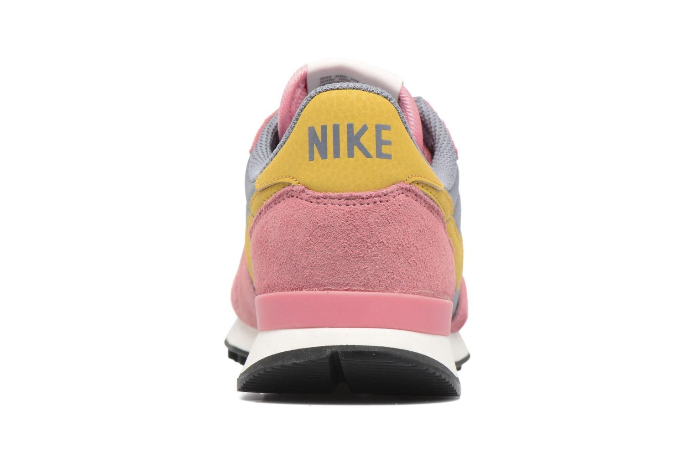 Baskets Nike Wmns Internationalist Rose vue droite