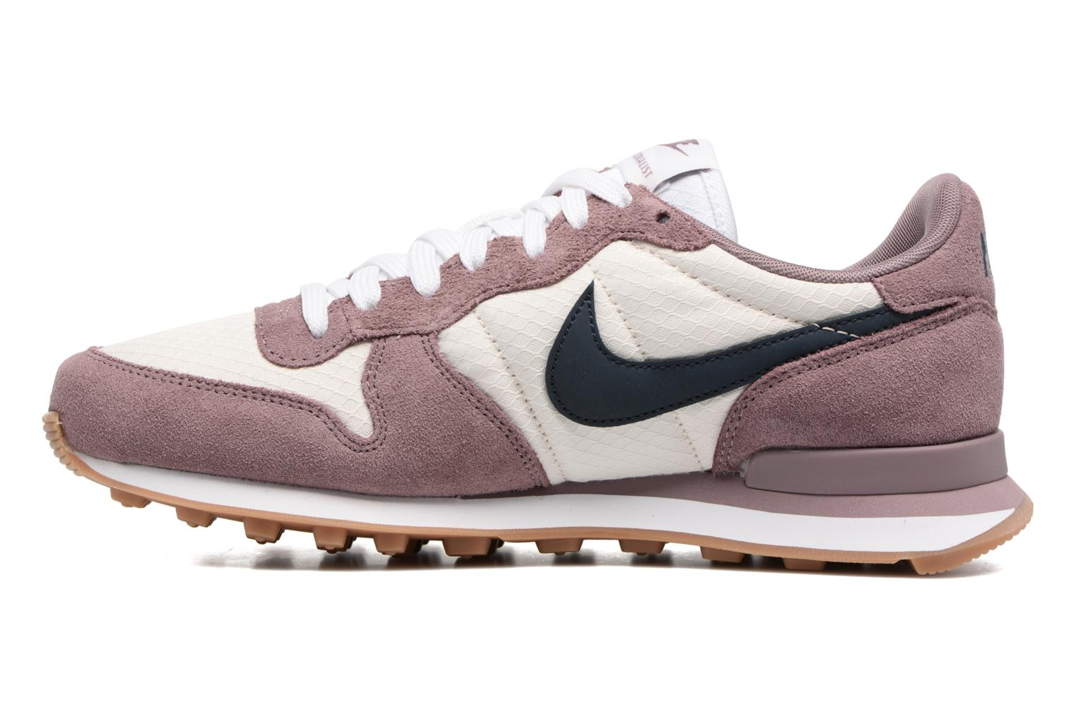 Sneakers Nike Wmns Internationalist Paars voorkant