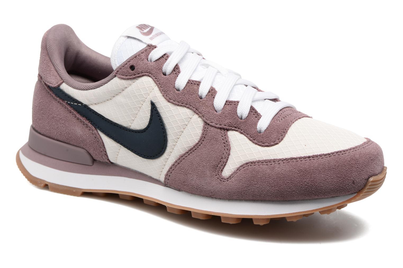Sneakers Nike Wmns Internationalist Lilla detaljeret billede af skoene