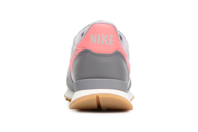 Baskets Nike Wmns Internationalist Gris vue droite