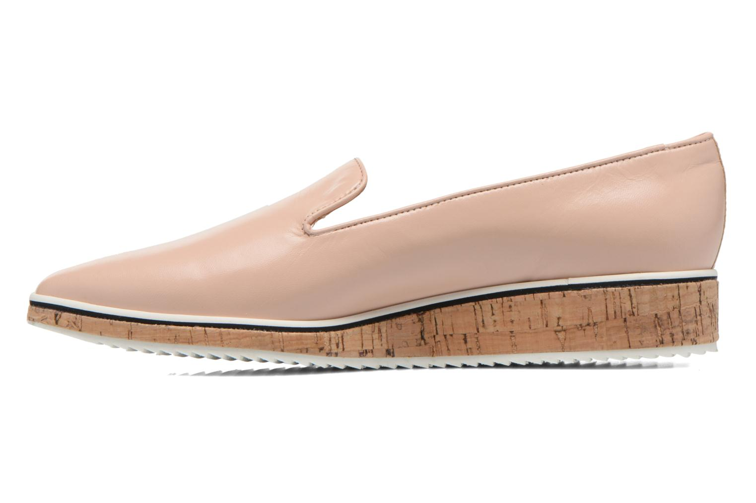 Loafers Fabio Rusconi Dahlia 2 Pink front view