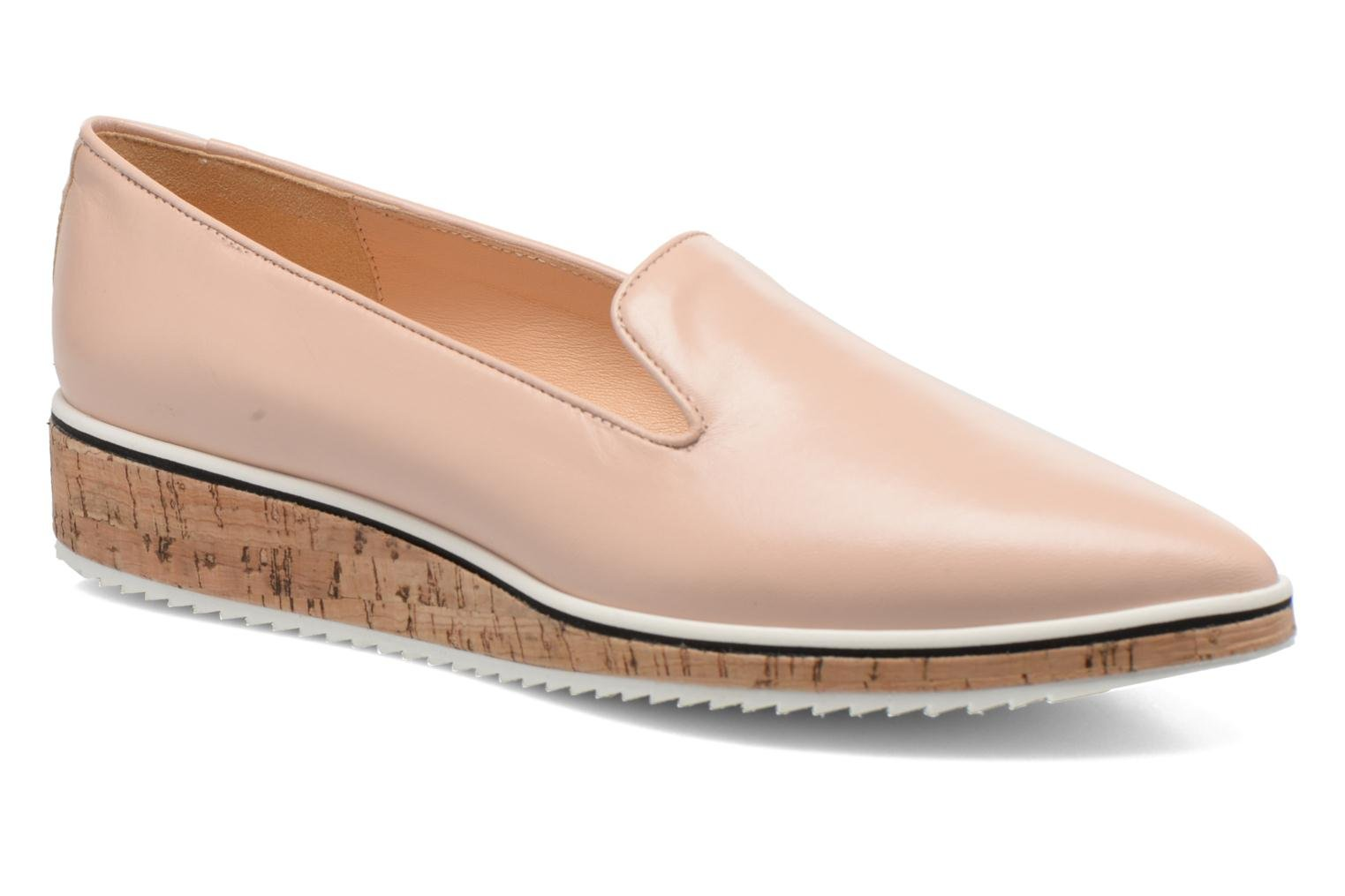 Loafers Fabio Rusconi Dahlia 2 Pink detailed view/ Pair view