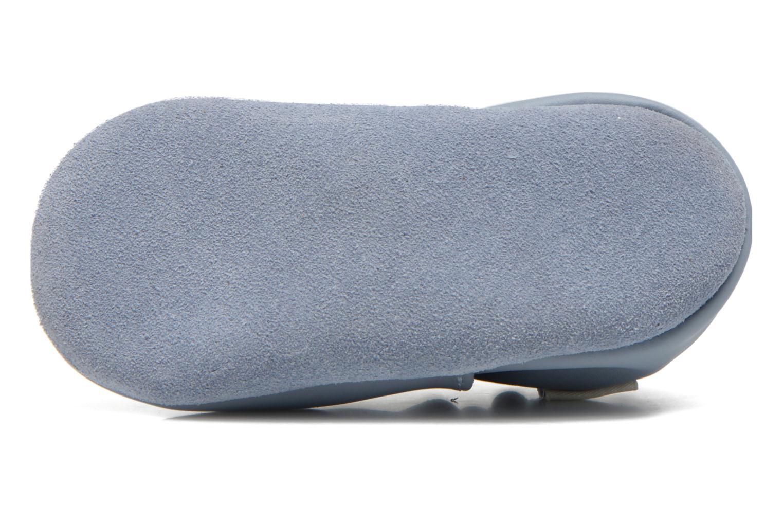 Pantoffels Robeez Smart Blauw boven