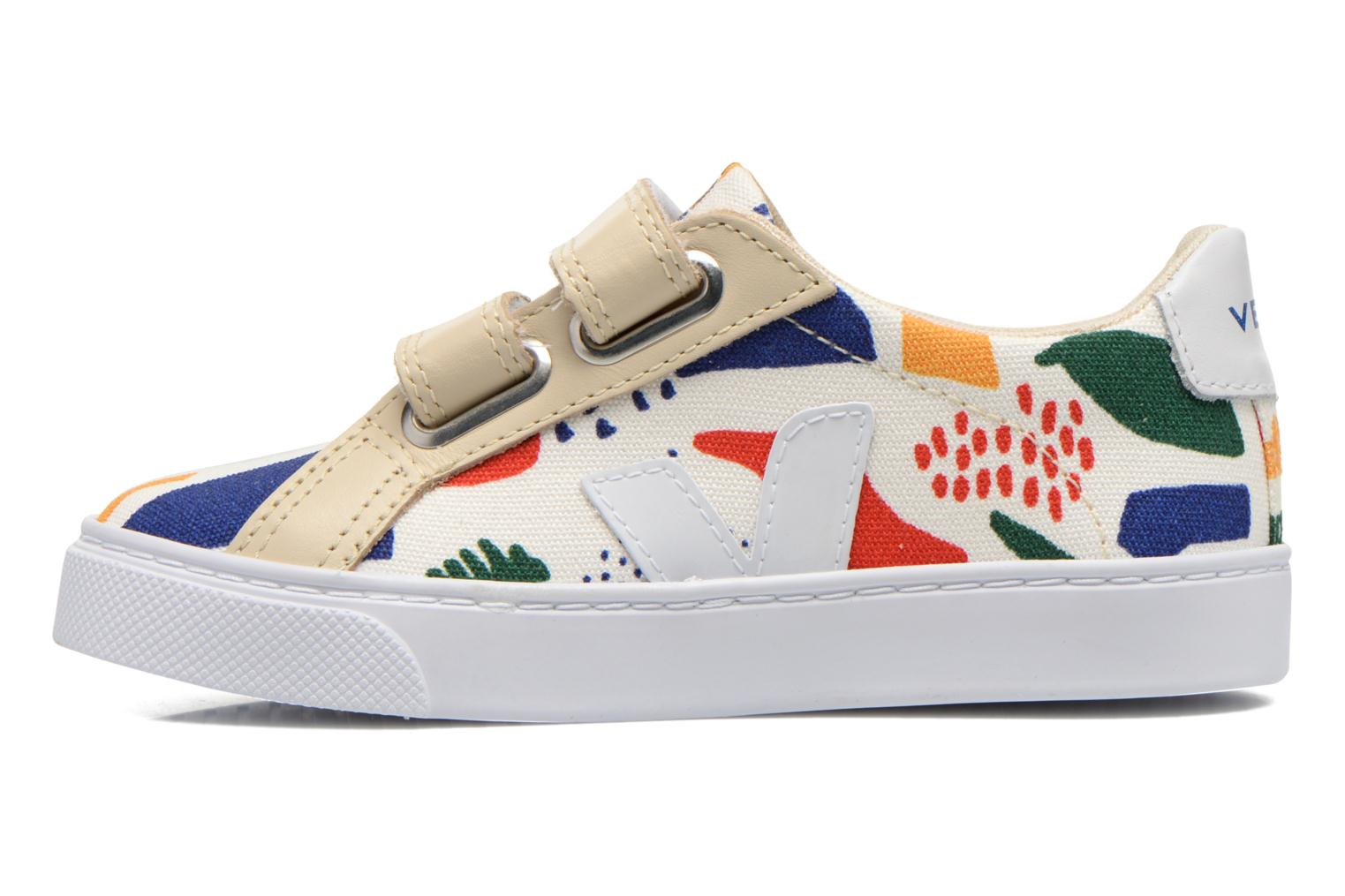 Trainers Veja Esplar Small Velcro Multicolor front view