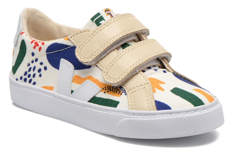Sneaker Veja Esplar Small Velcro mehrfarbig detaillierte ansicht/modell