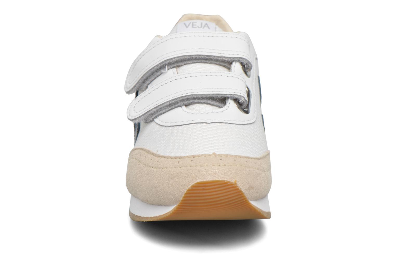 Baskets Veja Arcade Small Blanc vue portées chaussures