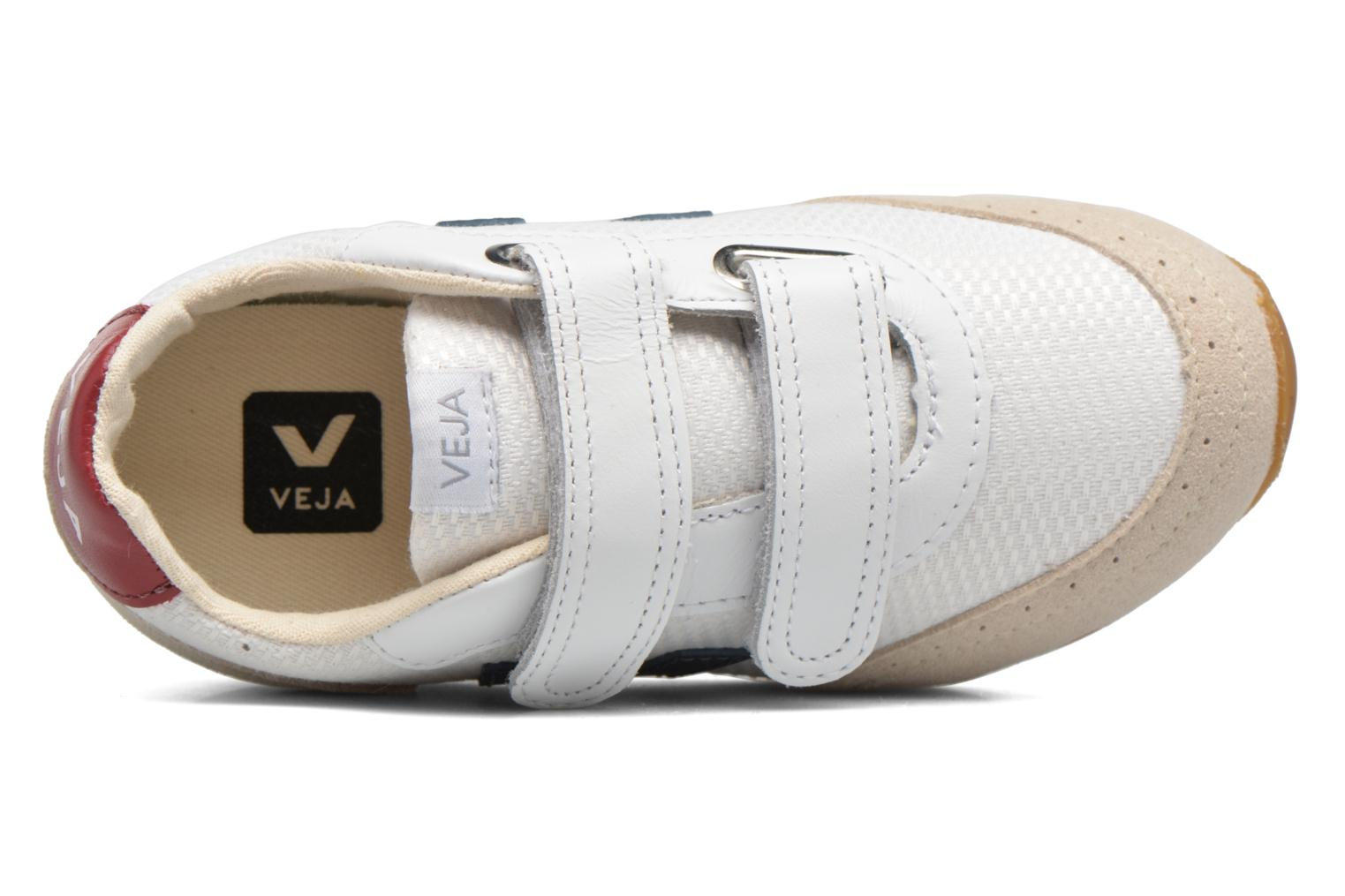 Trainers Veja Arcade Small White view from the left