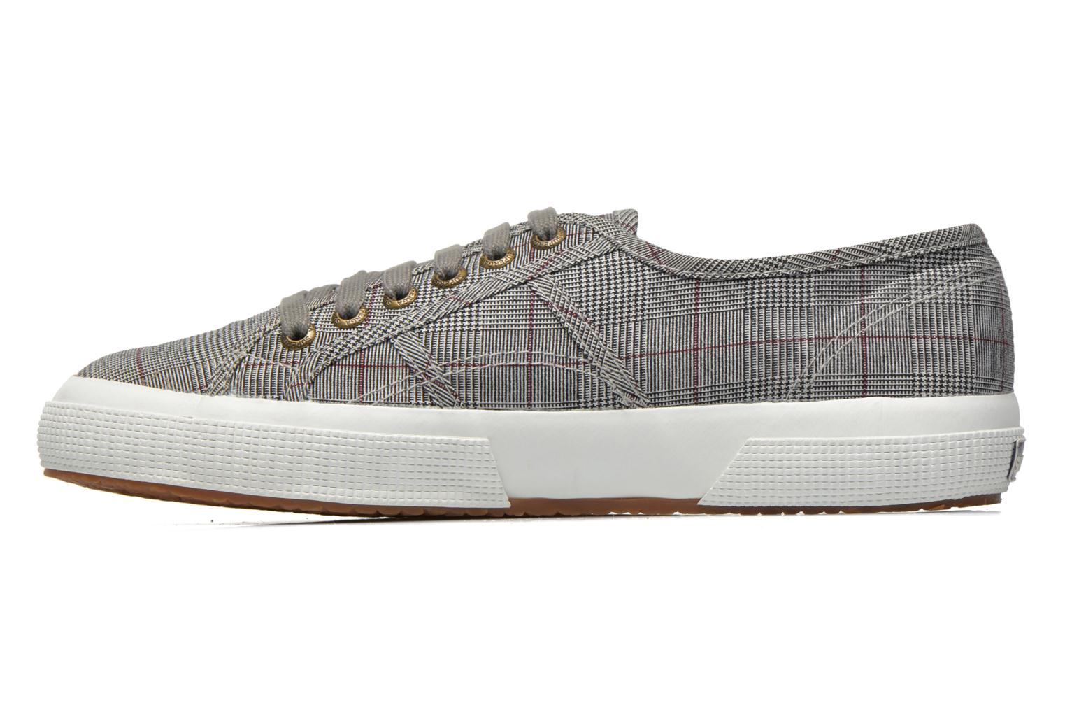 Baskets Superga 2750 GALLESU W Gris vue face