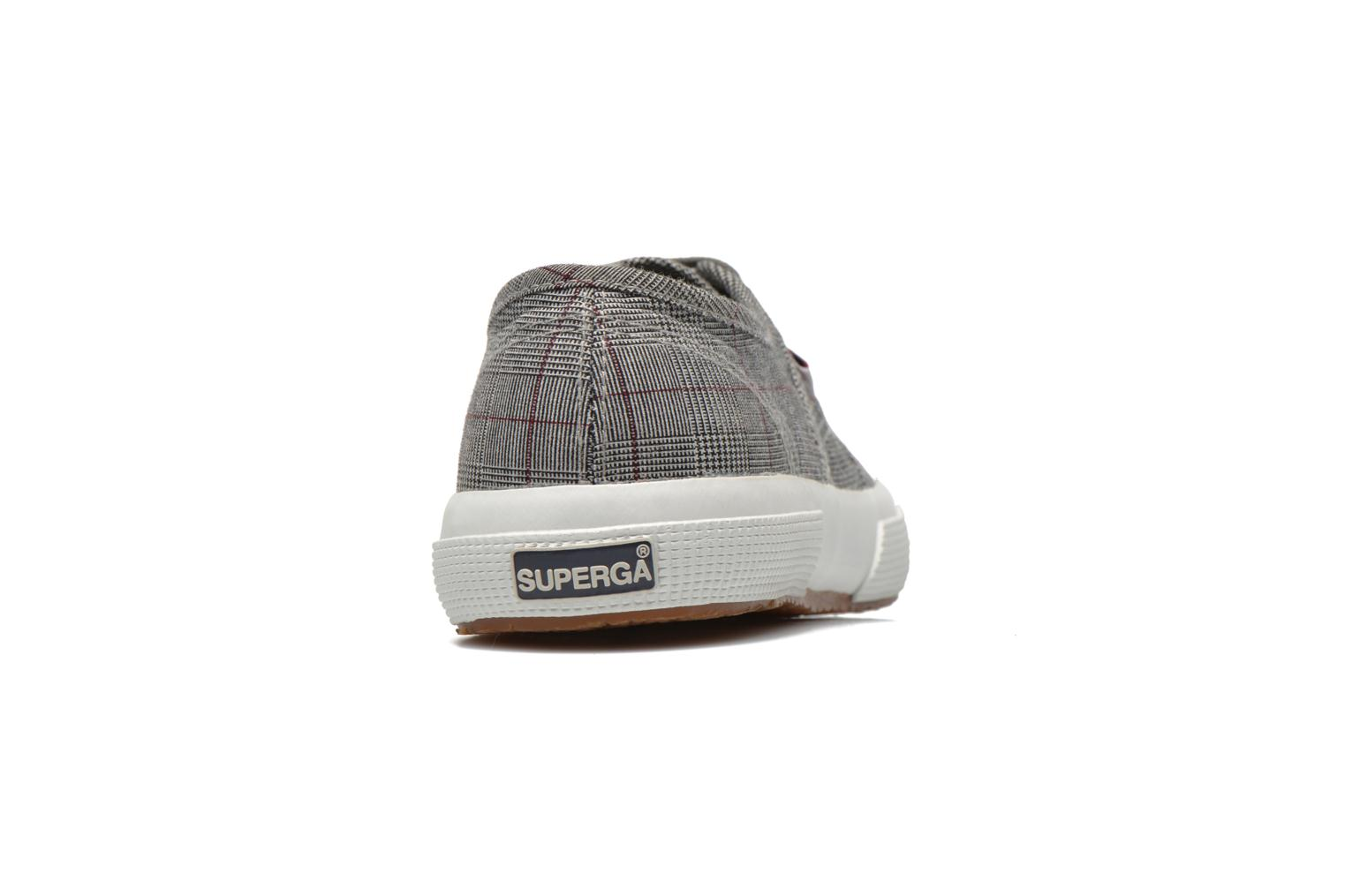 Baskets Superga 2750 GALLESU W Gris vue droite