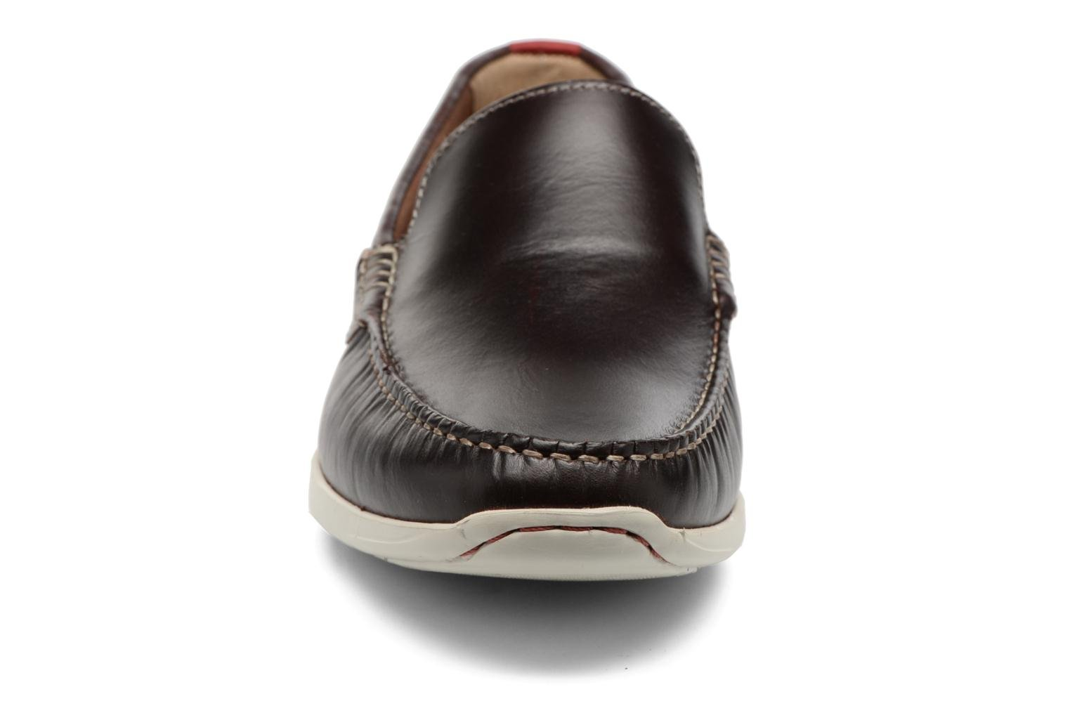 Mocassins Clarks Karlock Lane Bruin model
