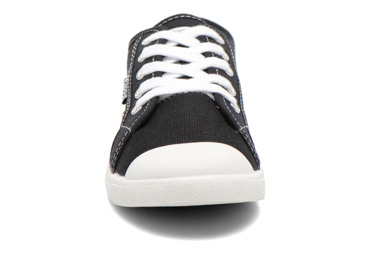 Sneaker Kappa Keysy Kid schwarz schuhe getragen