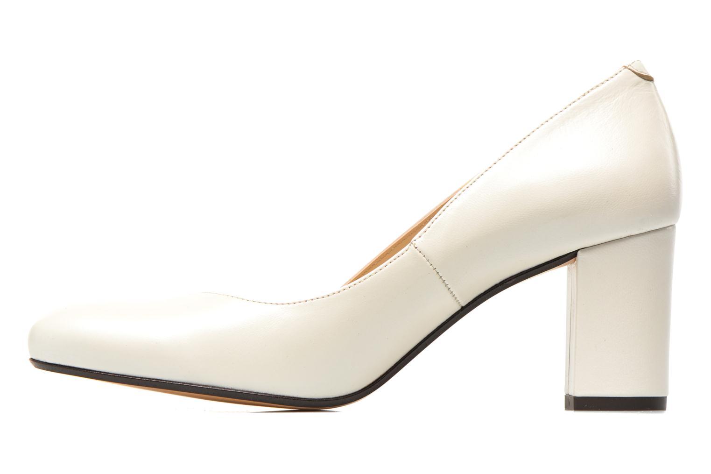 Zapatos de tacón Georgia Rose Santoo Blanco vista de frente