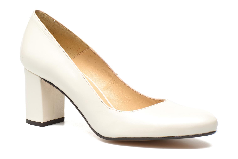 Zapatos de tacón Georgia Rose Santoo Blanco vista de detalle / par