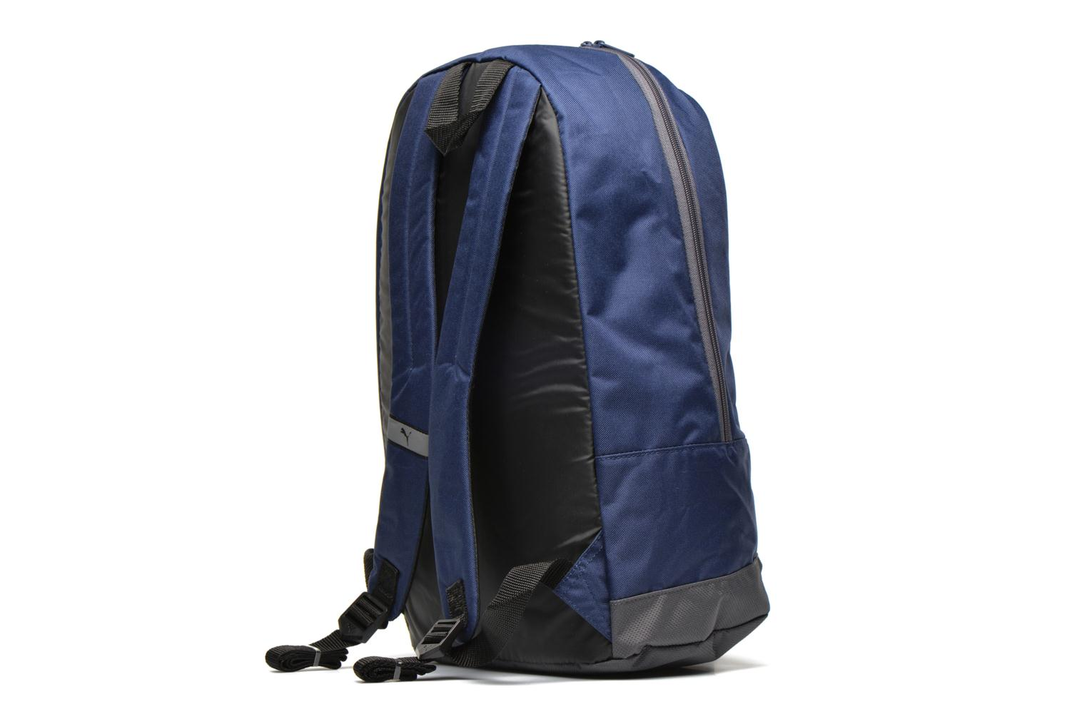 Rucksacks Puma Pioneer backpack I Blue view from the right