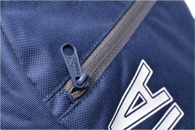 Rucksäcke Puma Pioneer backpack I blau ansicht von hinten