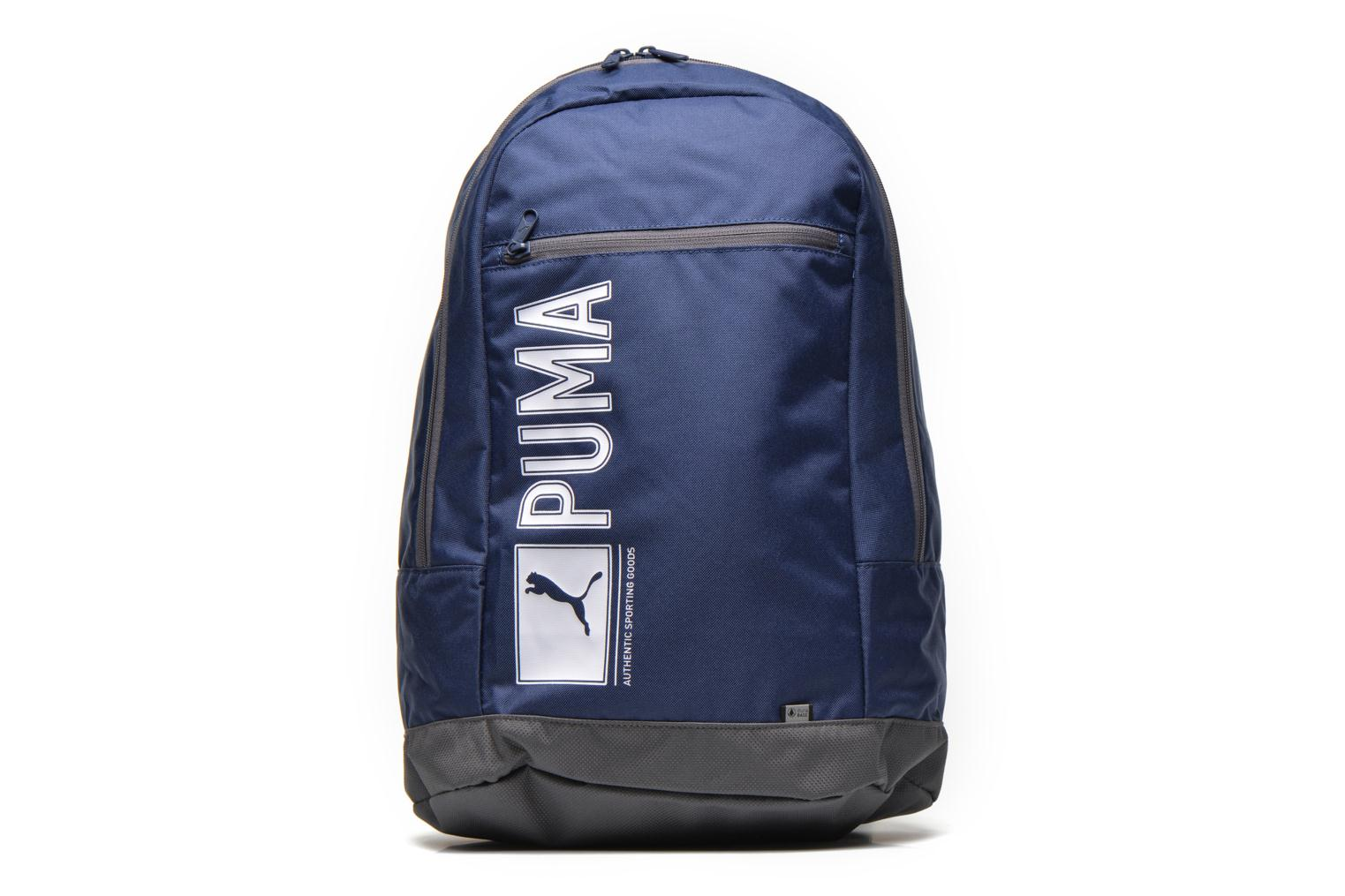Rucksacks Puma Pioneer backpack I Blue detailed view/ Pair view