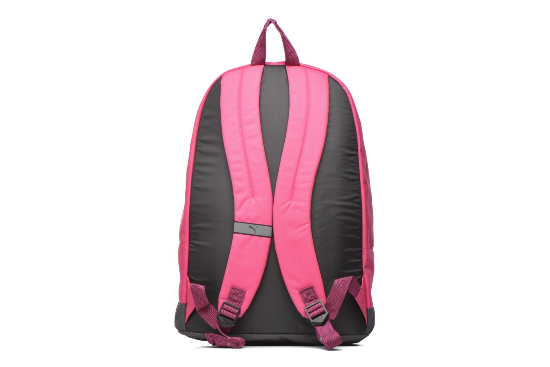 Rucksäcke Puma Pioneer backpack I rosa ansicht von vorne