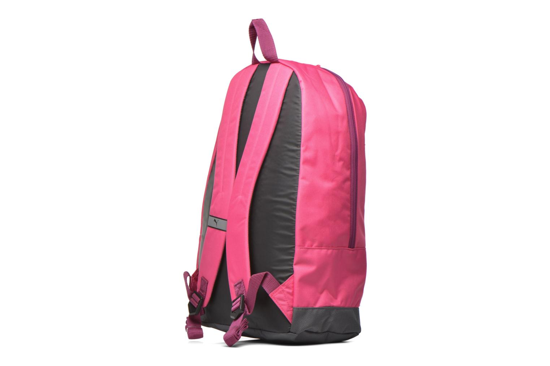 Rucksäcke Puma Pioneer backpack I rosa ansicht von rechts