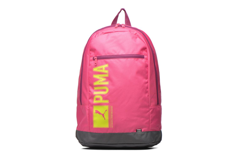 Ryggsäckar Puma Pioneer backpack I Rosa detaljerad bild på paret