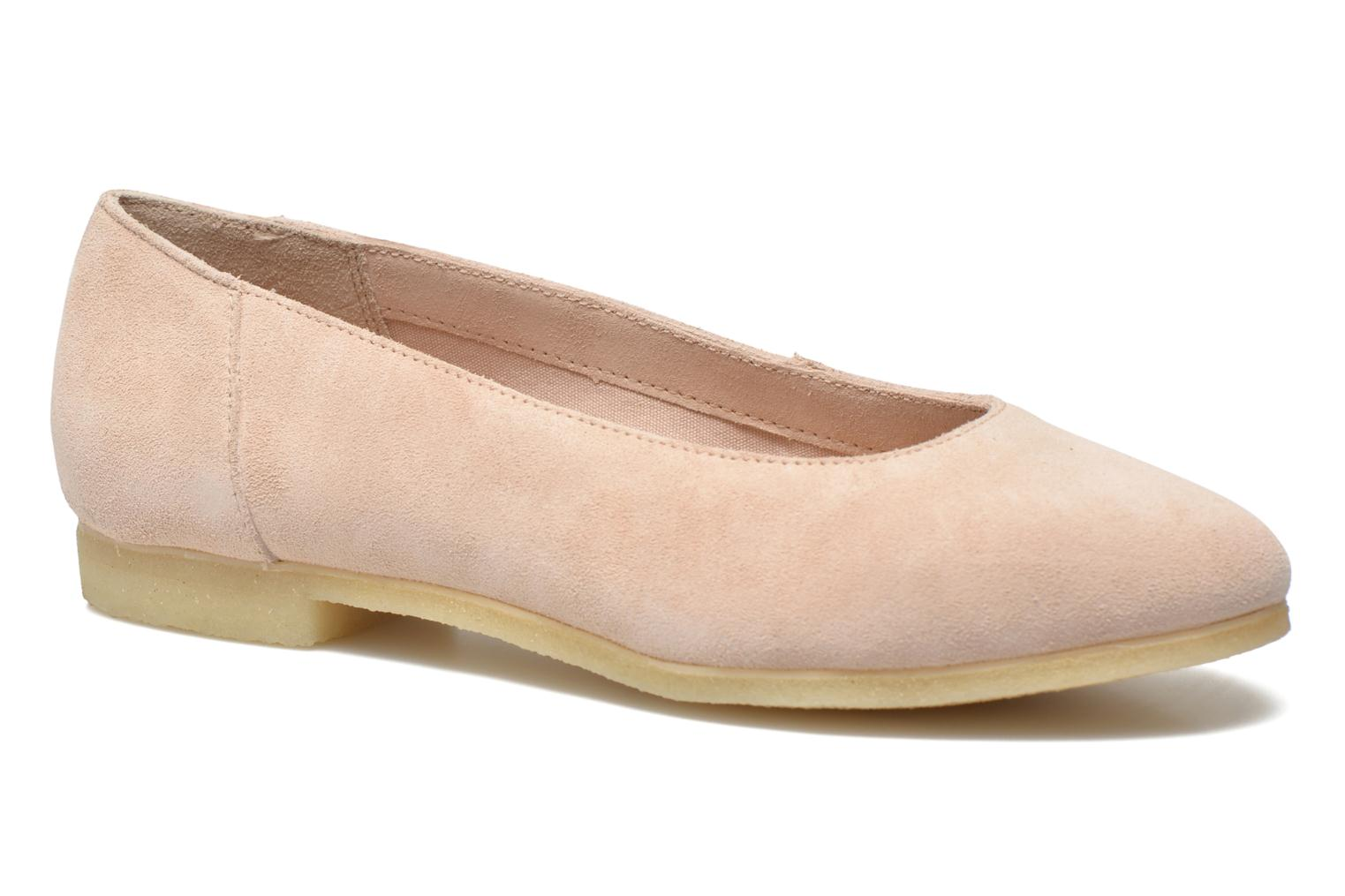 Ballerina's Clarks Originals Ffion Ivy Roze detail