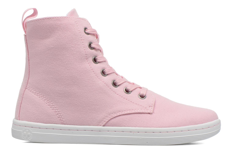 Sneaker Dr. Martens Ecletic Hackney 7 Eye Boot 3J03 rosa ansicht von hinten
