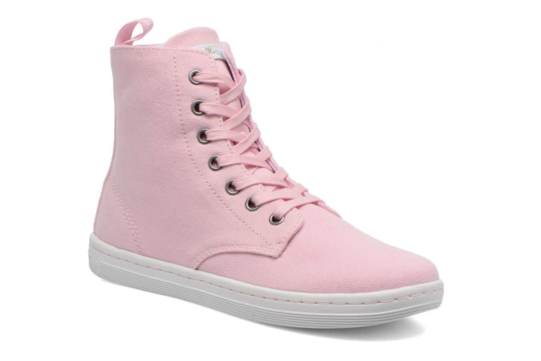 Sneaker Dr. Martens Ecletic Hackney 7 Eye Boot 3J03 rosa detaillierte ansicht/modell