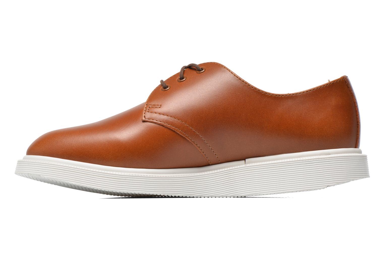 Chaussures à lacets Dr. Martens Torriano AA48 Marron vue face
