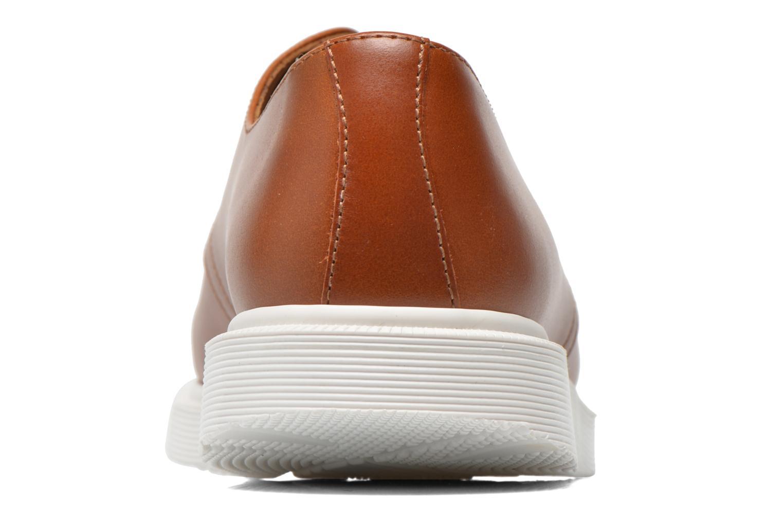 Chaussures à lacets Dr. Martens Torriano AA48 Marron vue droite