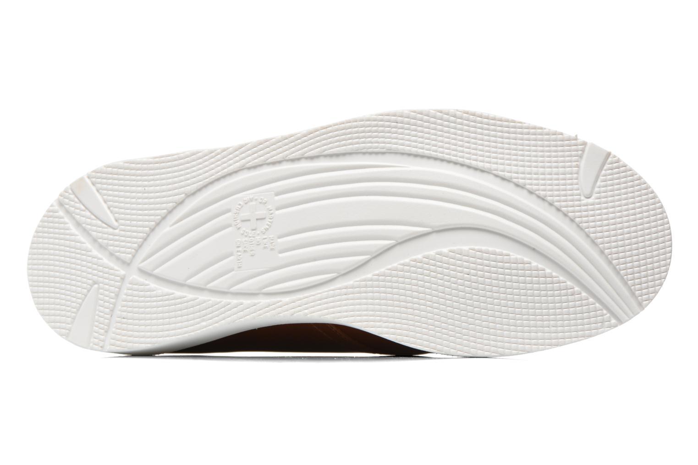 Chaussures à lacets Dr. Martens Torriano AA48 Marron vue haut