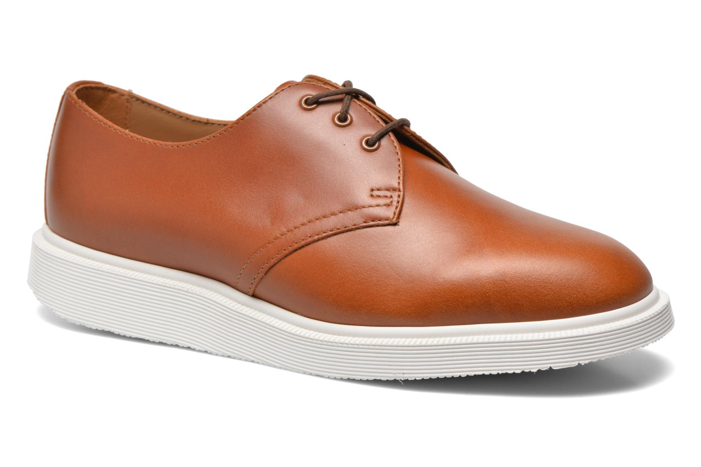 Snøresko Dr. Martens Torriano AA48 Brun detaljeret billede af skoene