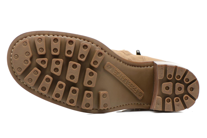 Stiefeletten & Boots Free Lance Justy 7 Small Gero Buckle grün ansicht von oben