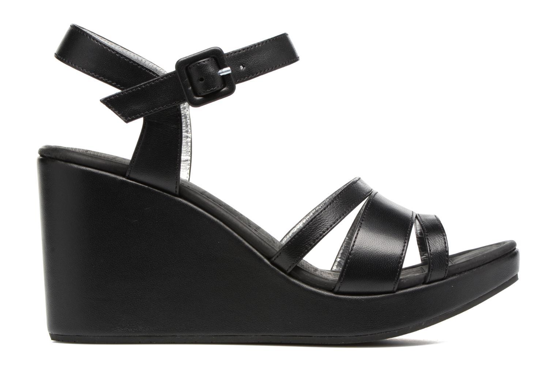 Sandales et nu-pieds Free Lance Ystad 7 Sandal Noir vue derrière