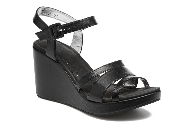 Sandales et nu-pieds Free Lance Ystad 7 Sandal Noir vue détail/paire