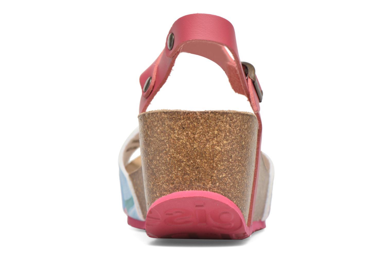 Sandalen Desigual SHOES_BIO 7 Roze rechts