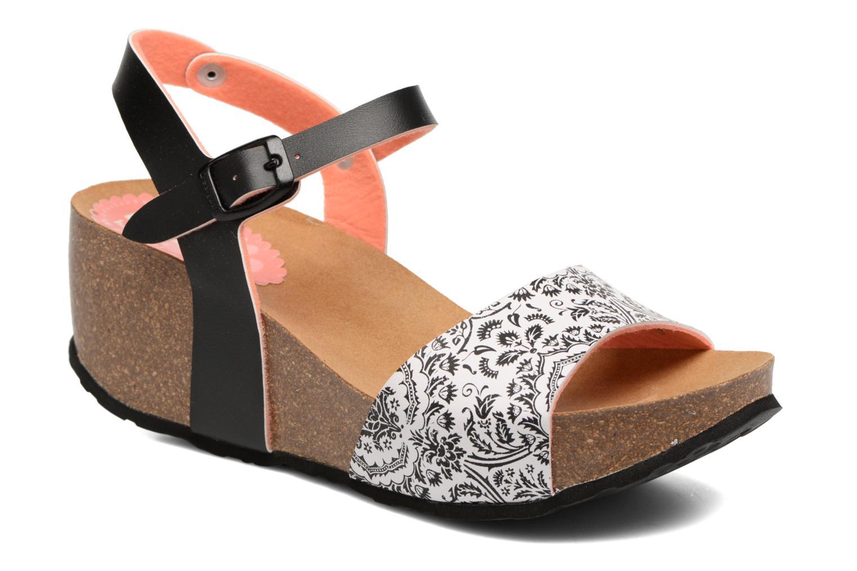 Sandaler Desigual SHOES_BIO 7 Multi detaljeret billede af skoene