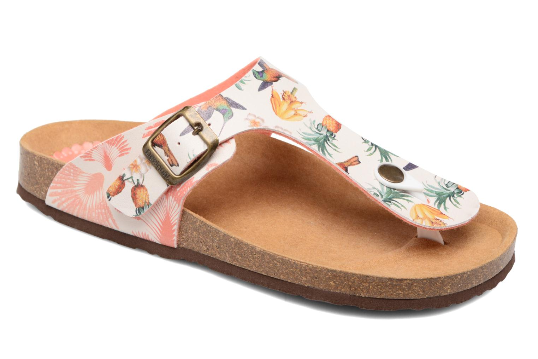 Marques Chaussure femme Desigual femme SHOES_BIO 3 Colibri Tropical