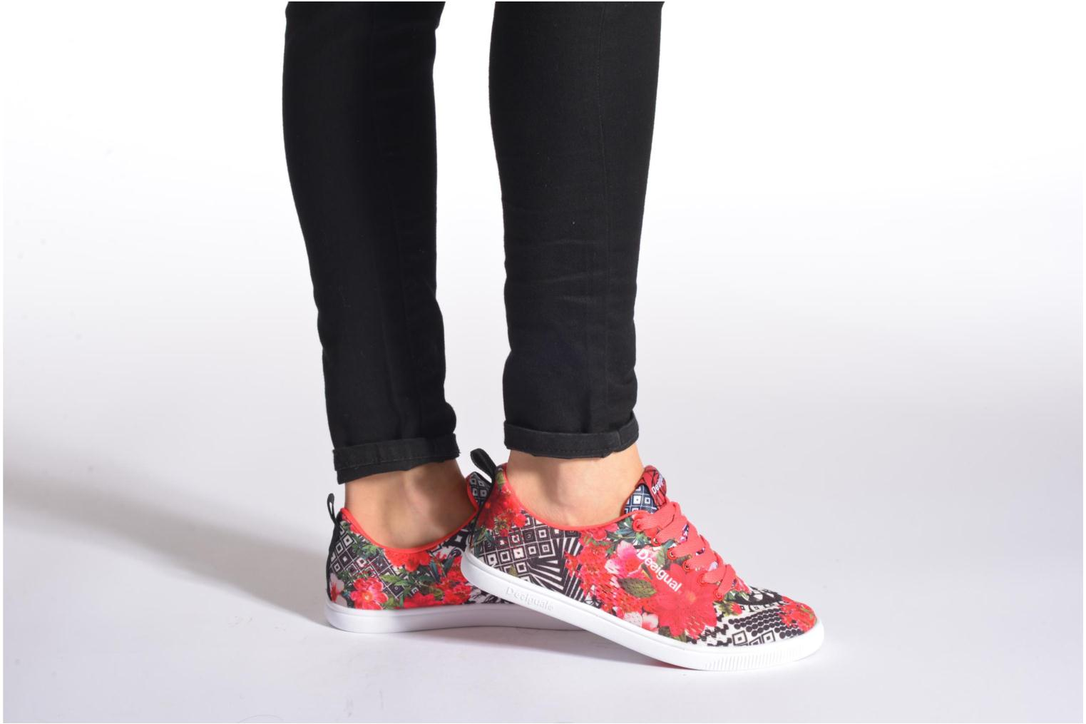 Trainers Desigual SHOES_FUN EVA B Multicolor view from underneath / model view