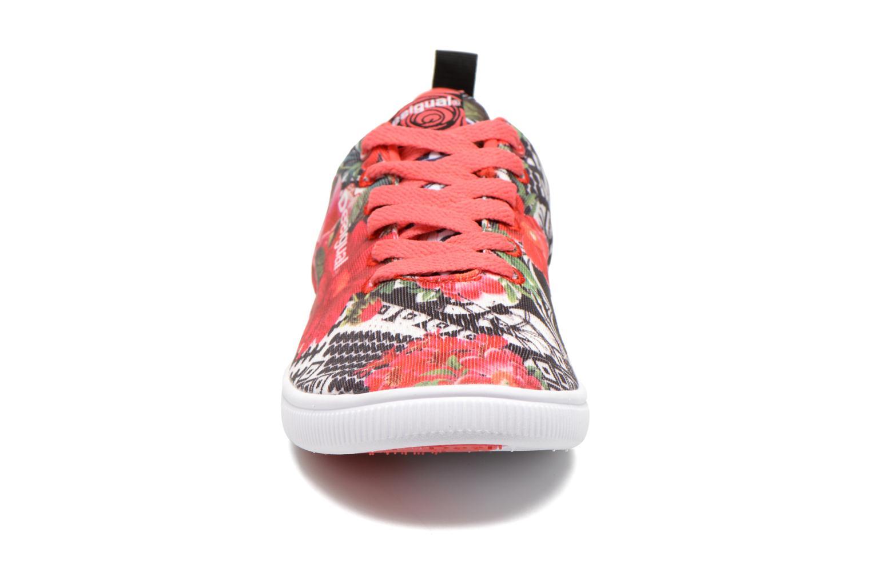 Sneaker Desigual SHOES_FUN EVA B mehrfarbig schuhe getragen