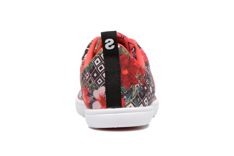 Baskets Desigual SHOES_FUN EVA B Multicolore vue droite